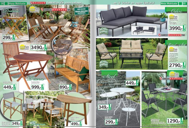 Bauhaus 2021 Yaz Ürün Katalogu